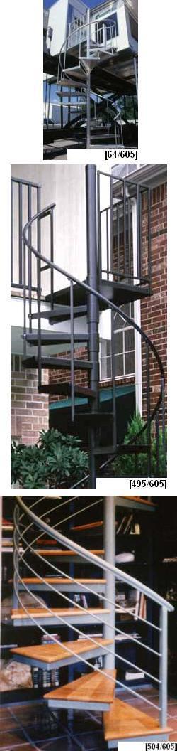 Standard Spiral Stair Kits