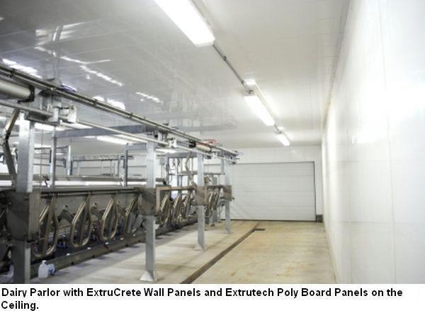 ExtruCrete Tilt-Up Panels