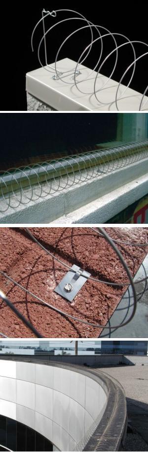 Bird-Coil® Anti Perching System