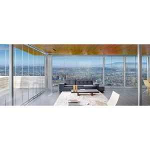 Frameless Glass Walls Climaclear Single Track Sliding Nanawall Systems Inc Sweets