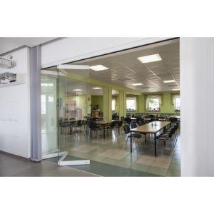 Frameless Glass Walls Fsw75 Folding Nanawall Systems Inc Sweets