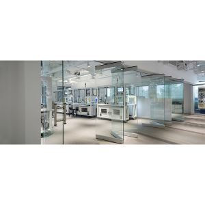 Frameless Glass Walls Csw75 Center Pivot Nanawall Systems Inc Sweets