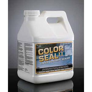 Color Seal Ii Tinted Concrete Sealer Amp Curing Compound
