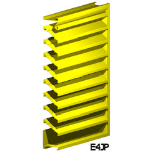 Manufacturer Architectural Louvers Manufacturers and Suppliers