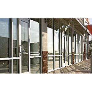 Aluminum Doors and Frames Products | Construction Materials - Sweets