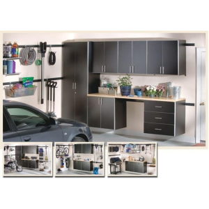 Rubbermaid Building Products Garage Storage Systems