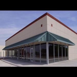 Standing Seam Metal Roof Canopies - Commercial Metal ...