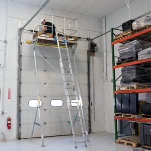Easi Dec Access Platform Kee Safety Sweets