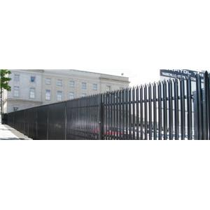 ameristar security products inc impasse ii antiscale high security fence