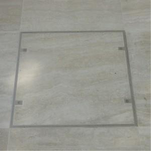 7500 Series Aluminum Floor Access Cover Ff Systems