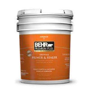 Premium Plus Interior Exterior Multi Surface Primer Sealer No 436 Behr Process Corporation