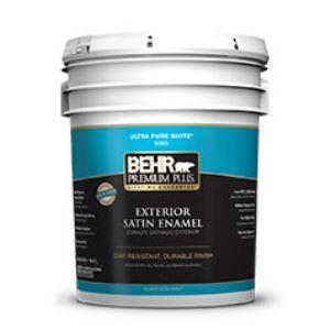 Premium Plus Exterior Satin Enamel Paint No 9050 Behr Process Corporation Sweets