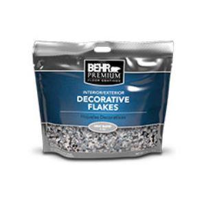 Behr Premium 174 Decorative Flakes For Concrete Floors No F