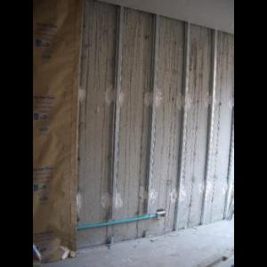 Aa2 Vapor Shield Reflective Insulation For Masonry Walls