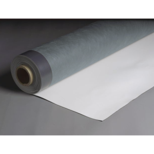 Jm Tpo Fleece Backed Membrane For Hot Asphalt Application