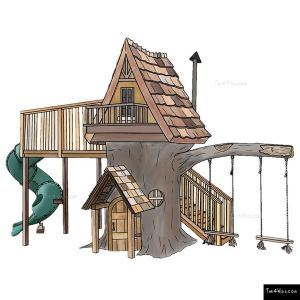 The 4 Kids   Furniture   Playgrounds   Horse Bench