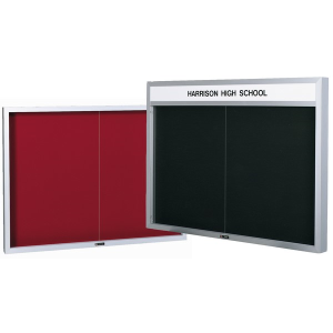 Imperial Series Bulletin And Directory Board Cabinet