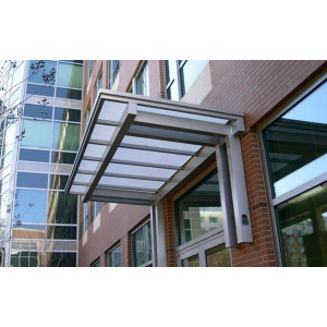 Vision Canopies And Awnings For Stores Custom Canopy Systems
