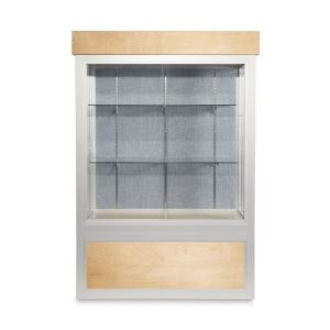 Trophy and Display Case with Sliding Glass Doors (SWS) u2013 Platinum Visual Systems - Sweets  sc 1 st  Sweets Construction & Trophy and Display Case with Sliding Glass Doors (SWS) u2013 Platinum ... pezcame.com
