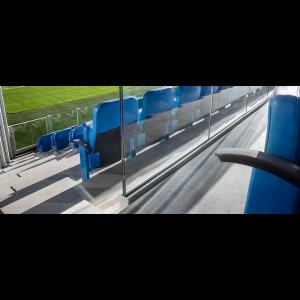 easy glass max glass railing system q railing sweets. Black Bedroom Furniture Sets. Home Design Ideas