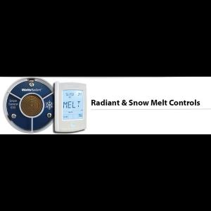 Radiant Amp Snow Melt Controls Watts Radiant Sweets