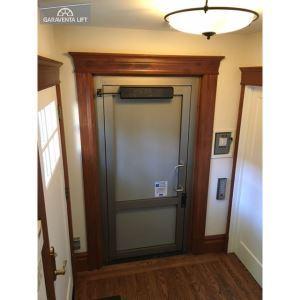 Genesis Shaftway Vertical Platform Lift Garaventa Lift