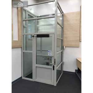 Genesis enclosure vertical platform lift garaventa for Garaventa lift