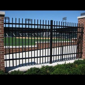 Aegis Ii Industrial Amp High Security Ornamental Steel Fence