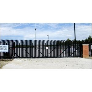 adaptrack sliding gate conversion kit u2013 ameristar fence products sweets