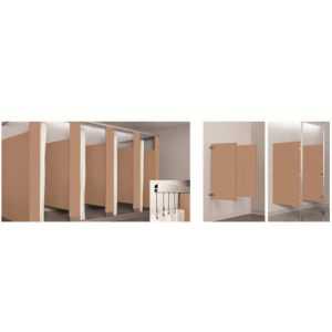 Bobrick Bathroom Partitions Property solid color reinforced composite sierraseries® 1090 toilet