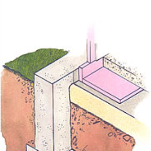 Slab And Foundation Wall Insulation Owens Corning Sweets