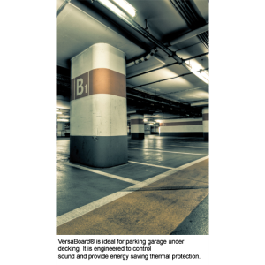 Versaboard mineral wool board insulation owens corning for Mineral wool insulation health and safety