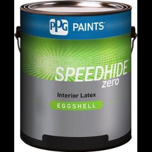 Speedhide Zero Interior Zero Voc Latex Eggshell Paint Ppg Paints Sweets