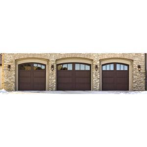 Thermospan 200 insulated sectional steel door wayne for Garage door repair edmond ok