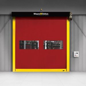 Model 800c Insulated Rolling Service Door Wayne Dalton