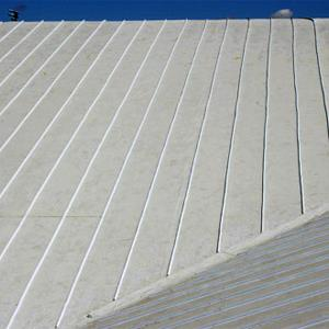 Duro Last Roofing, Inc.   Vinyl Rib Roofing System