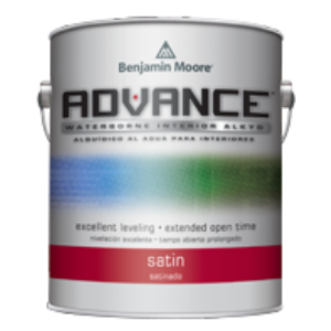 Advance interior paint satin 792 usa benjamin moore co sweets for Benjamin moore oil based exterior primer