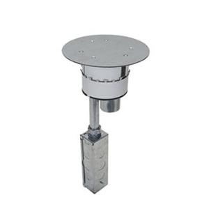 4ffatc Multi Service Furniture Feed Poke Thru Device