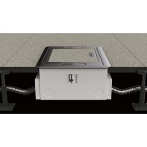 Evolution Floor Box Furniture Feed Wiremold Sweets
