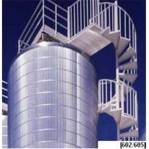 Stairways, Inc.   Aluminum Spiral Stairs
