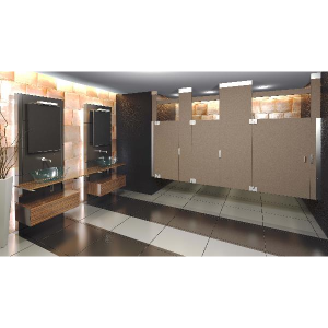 Hiny Hider Restroom Partitions Scranton Products Inc