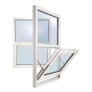 5200 series hopper aluminum window gerkin windows for Window manufacturers