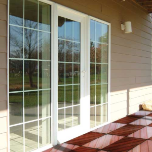 4400 Series Sliding Glass Vinyl Door Gerkin Windows