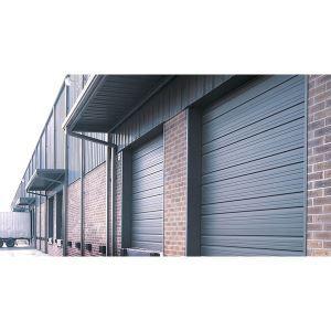 Amarr 174 2402 2412 2422 Sectional Steel Doors Amarr