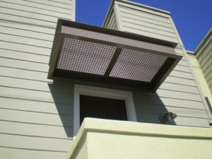 Exterior Sun Control Devices