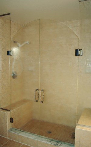 Frameless Shower Door Hardware