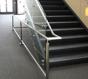 HRS ADA-Compliant Hand Railing System