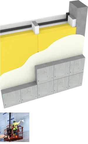 Dow Corning® Silicone Air Barrier System