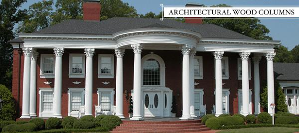 ClassicWood™ Architectural Wood Columns