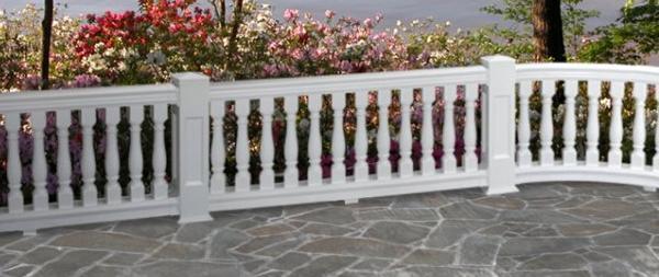 VinylClassic™ PVC PolyVinyl Balustrades